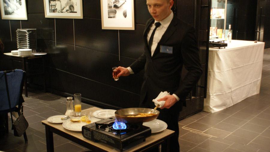 Concours g n ral des m tiers de la restauration 2013 - Cfa versailles cuisine ...