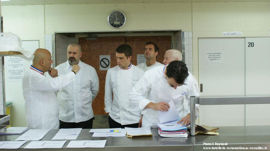 Mof cuisine mof cuisine 2010 2011 h tellerie restauration for Cuisine 2000