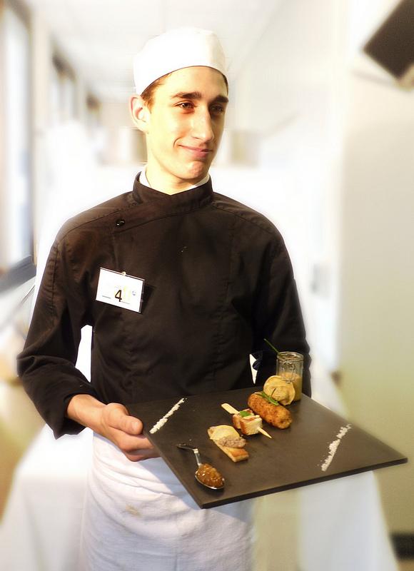 Concours 171 Jeunes Toques De L Appertis 233 187 H 244 Tellerie Restauration