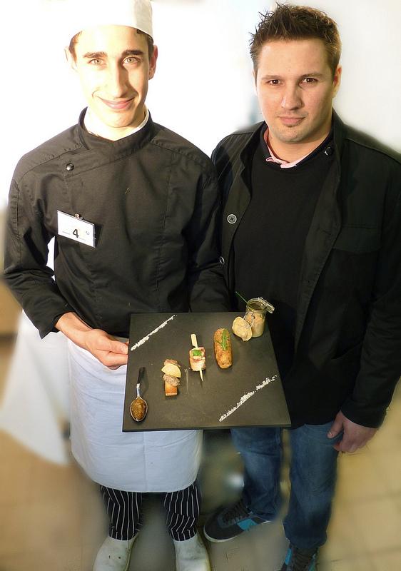 Concours 171 Jeunes Toques De L Appertis 233 187 H 244 Tellerie