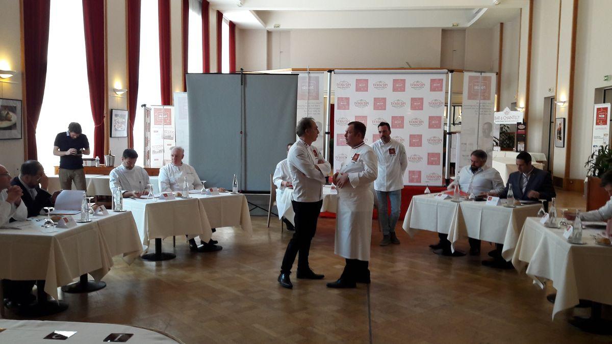 Ecole sup rieure du professorat et de l 39 ducation espe for Salon hotellerie restauration paris