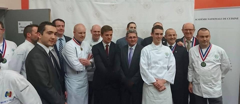 Concours 2016 acad mie nationale de cuisine h tellerie for Academie nationale de cuisine