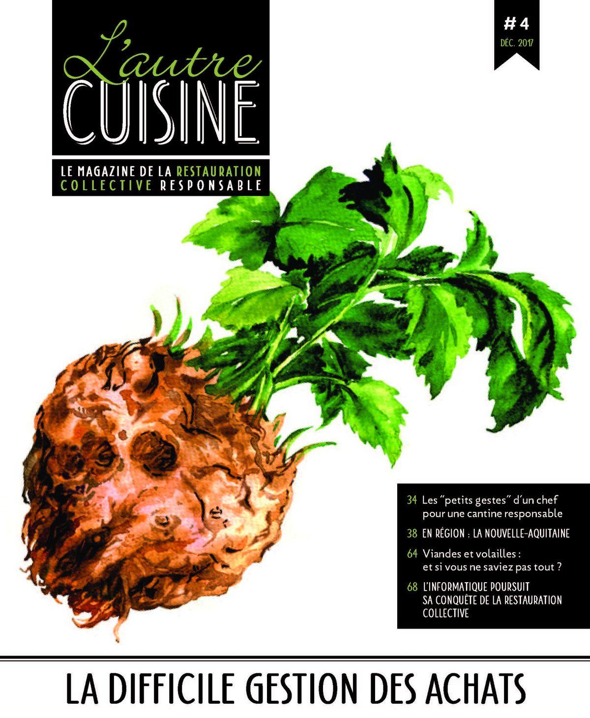 L 39 autre cuisine h tellerie restauration for Responsable de cuisine collective